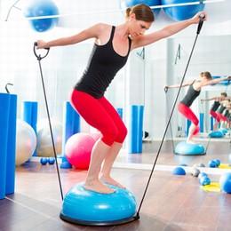 Manuál športového nováčika  Spoznajte cvičenie na BOSU 17652281437