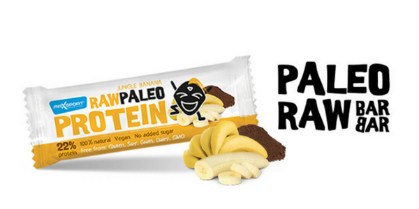 Raw paleo protein MaxSport