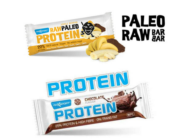 raw protein bar paleo raw MaxSport