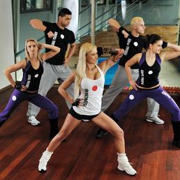 Tanec je súčasťou športu. Boduje aj v aerobiku! 4b5e95cab16