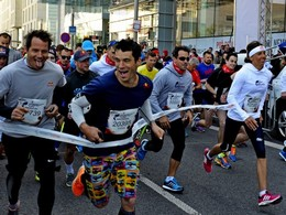 Wings For Life World  Run sa vracia 3. m�ja 2015
